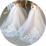 Lace Flower Girl Dresses Townsville